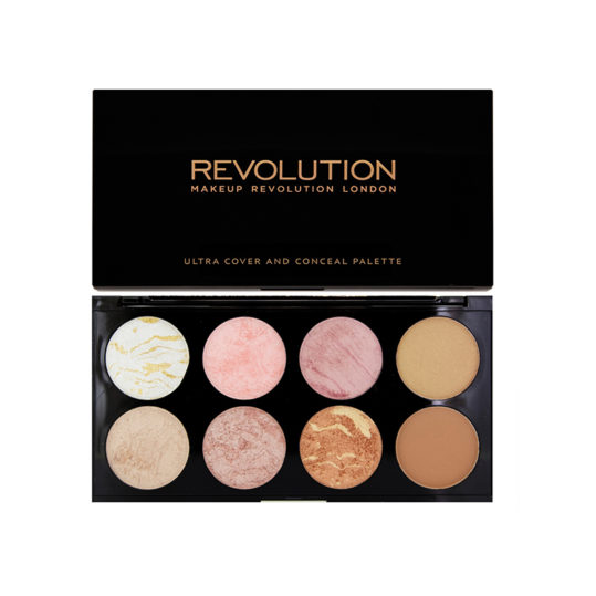 Makeup Revolution Golden Sugar Ultra Blush Palette