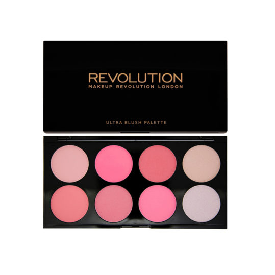 Makeup Revolution All About Pink Blush Palette