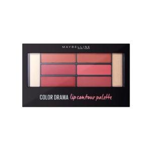 Maybelline Color Drama Lip Contour Palette 02 Blushed Bombshell 4g
