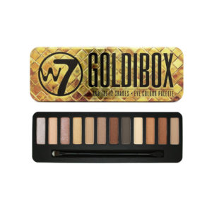 W7 Goldibox Eyeshadow Palette
