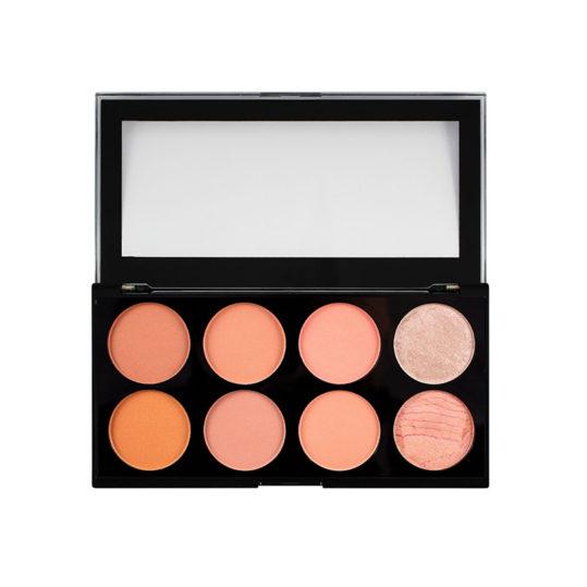 Makeup Revolution Hot Spice Blush Palette