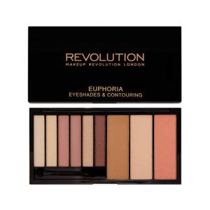 Makeup Revolution Bare Euphoria Palette