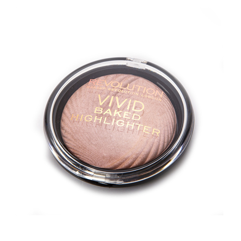 Makeup Revolution Vivid Baked Highlighter Peach Lights