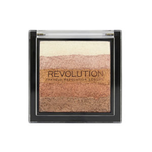 Makeup Revolution Shimmer Brick Bronze Kiss