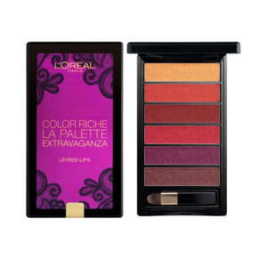 L'oreal Lip Palette Extravaganza Color Riche 6g