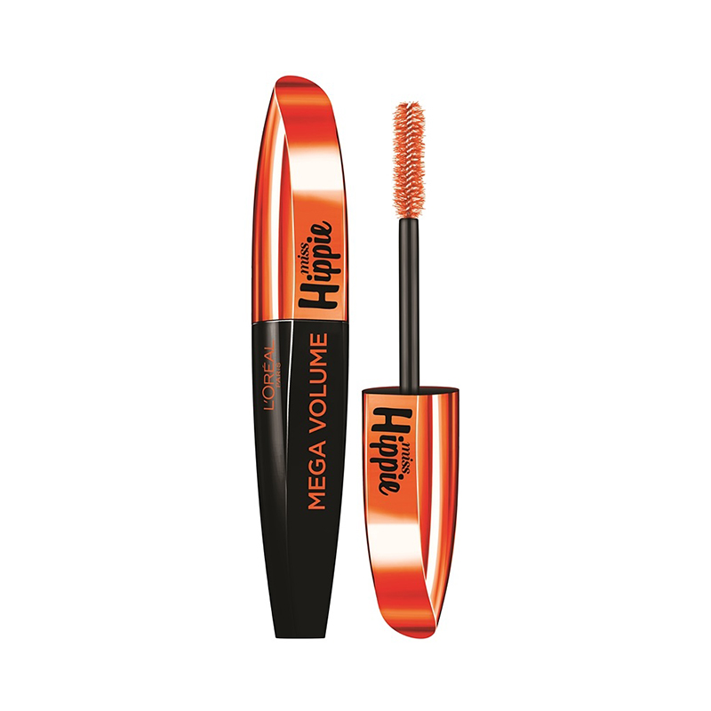 L'oreal Mega Volume Miss Hippie Black
