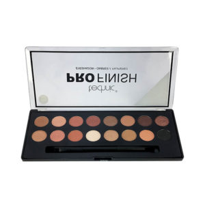 Technic Pro Finish Eyeshadow Toffee Edition