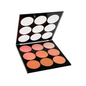 Elixir 9 Blush & Bronzer Palette