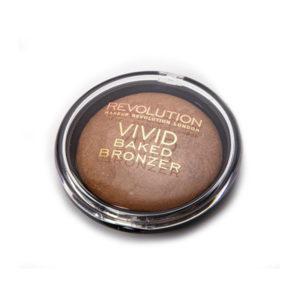 Makeup Revolution Golden Days Vivid Baked Bronzer