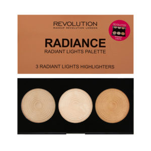 Makeup Revolution Radiance Highlighter Palette
