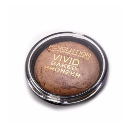 Makeup Revolution Ready To Go Vivid Baked Bronzer