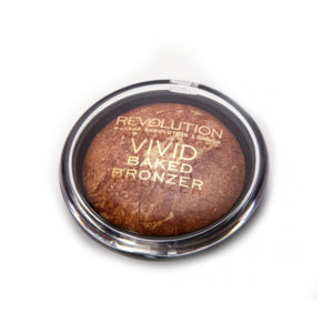 Makeup Revolution Rock On World Vivid Baked Bronzer
