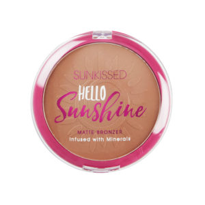 Sunkissed Hello Sunshine Matte Bronzer
