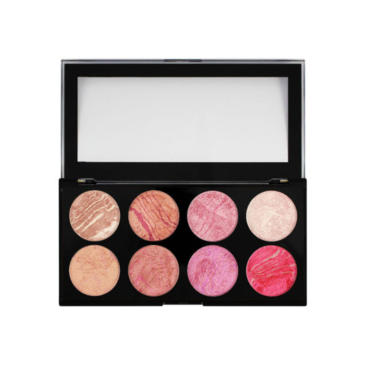 Makeup Revolution Blush Queen Blush Palette