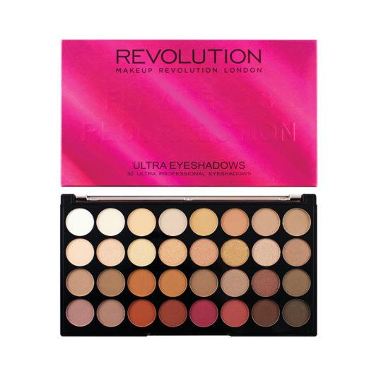 Makeup Revolution Flawless 3 Resurrection Ultra 32 Eyeshadow Palette