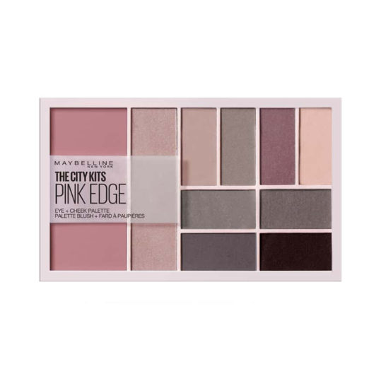 Maybelline The City Kits Palette Pink Edge