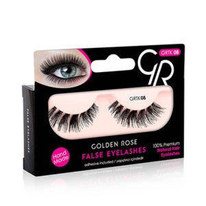 Golden Rose False Eyelashes 08