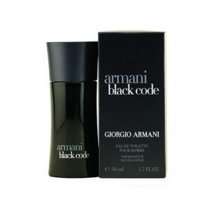 Τύπου Giorgio Armani Black Code