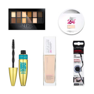 Maybelline Summer Pack Offer