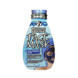 W7 Metallic Easy Peel Hyaluronic Acid Face Mask