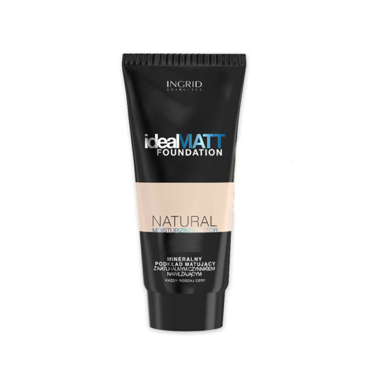 Ingrid Ideal Matt Mineral Foundation