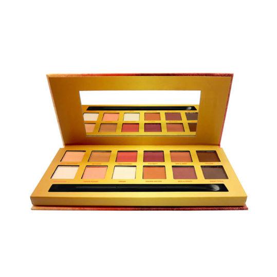 W7 Life's A Peach Eyeshadow Palette