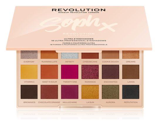 Makeup Revolution X Soph Extra Spice