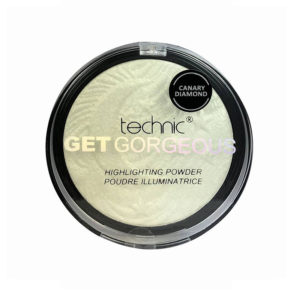 Technic Get Gorgeous Canary Diamond Highlighting Powder