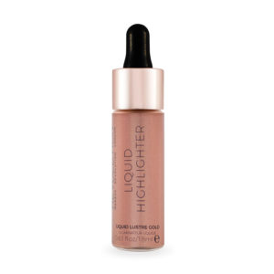Makeup Revolution Liquid Highlighter Liquid Lustre Gold