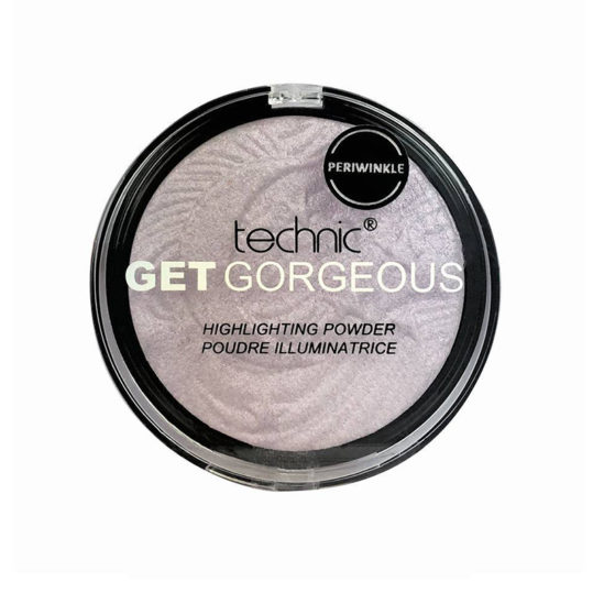 Technic Get Gorgeous Periwinkle Highlighting Powder