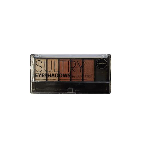 Technic Sultry Caramel Eyeshadows Palette