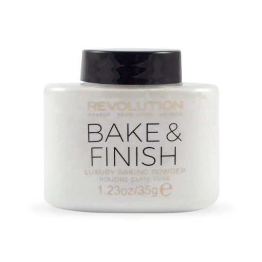 Makeup Revolution Bake and Finish Powder