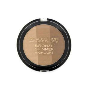 Makeup Revolution Ultra Bronze Shimmer Highlight