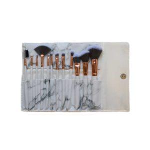 Royal Marble Luxe 12pcs Brush Set