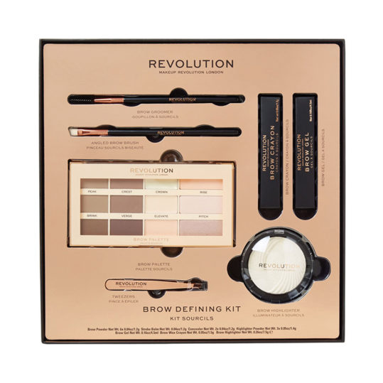 Makeup Revolution Brow Defining Kit