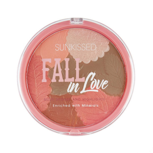 Sunkissed Fall In Love Multi Bronze and Highlights