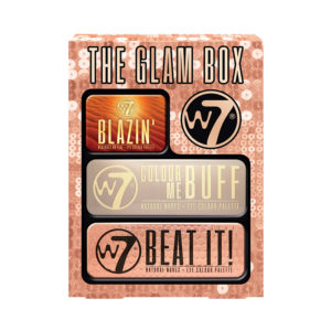 W7 The Glam Box Gift Set