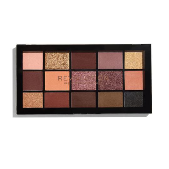 Makeup Revolution Reloaded Velvet Rose Palette