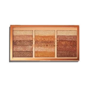 Makeup Revolution Shimmer Brick Palette