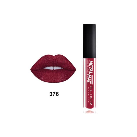 Elixir Liquid Lip Metal Mat 376