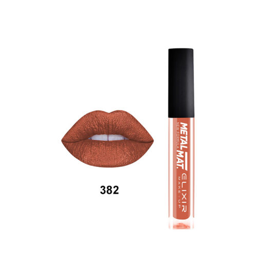 Elixir Liquid Lip Metal Mat 382