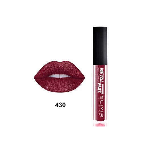 Elixir Liquid Lip Metal Mat 430