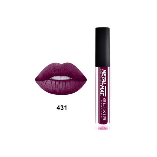 Elixir Liquid Lip Metal Mat 431