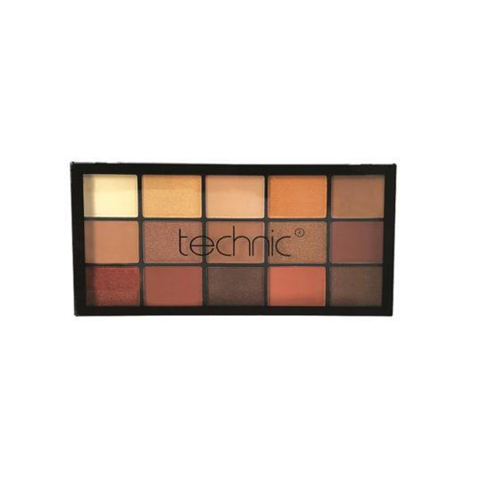 Technic Bronze & Beautiful Eyeshadow Palette