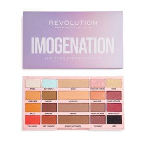 Makeup Revolution X Imogenation The Eyeshadow Palette