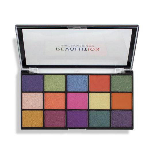 Makeup Revolution Reloaded Passion for Colour Palette