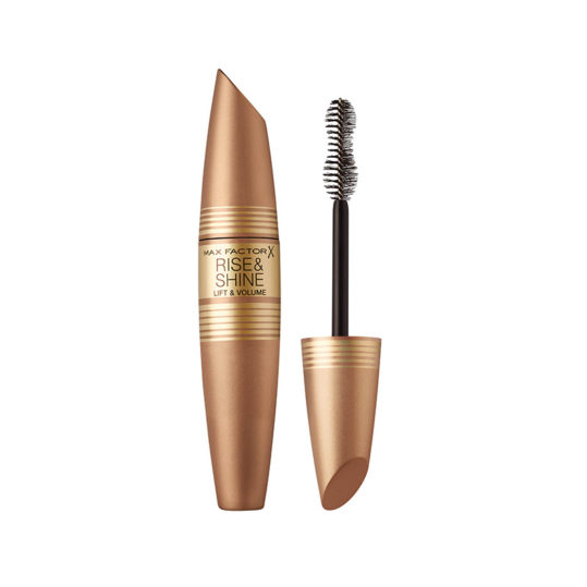 Max Factor Rise & Shine Mascara Black