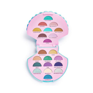I Heart Revolution Ocean's Treasure Eyeshadow Palette