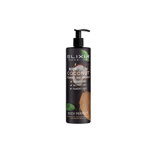 Elixir Coconut Body Lotion 200ml