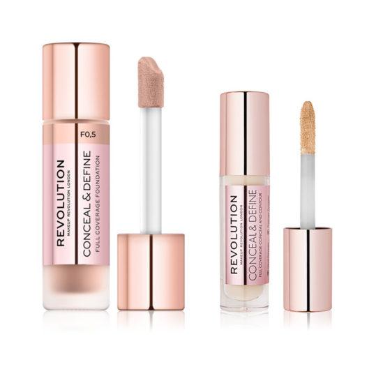 Makeup Revolution Conceal & Define Offer Pack